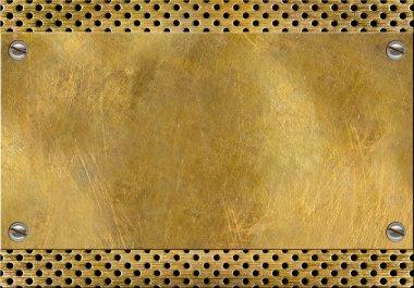 Brass yellow metal