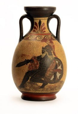 Old Greek Vase