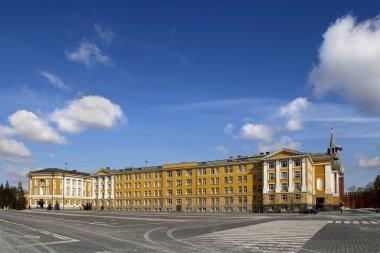 Inside Moscow Kremlin