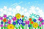 květina glade