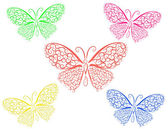 Photo Lace butterfly