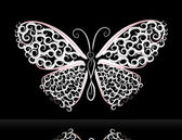 Photo Lace butterfly2
