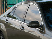 Fotografie boční pohled na auto