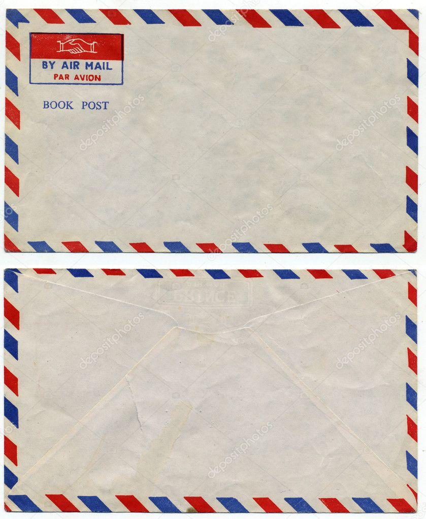 Air mail background — Stock Photo © jukai5 #1063846