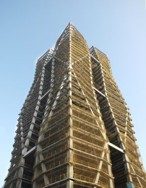 Construction of a Tall Building