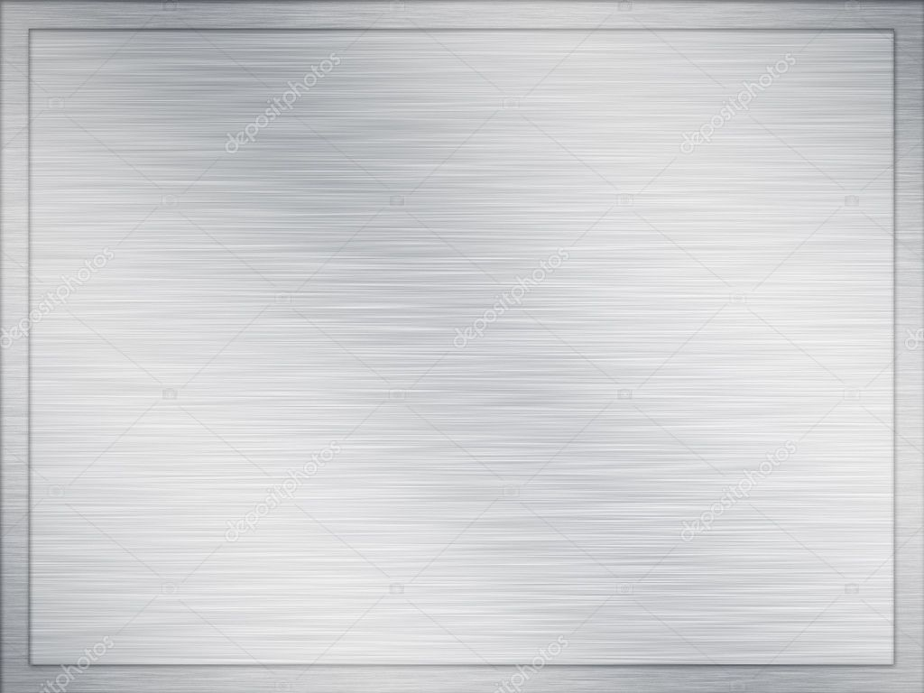 Brushed metal plaque stock photo clearviewstock 1212610 for Plaque de metal adhesive