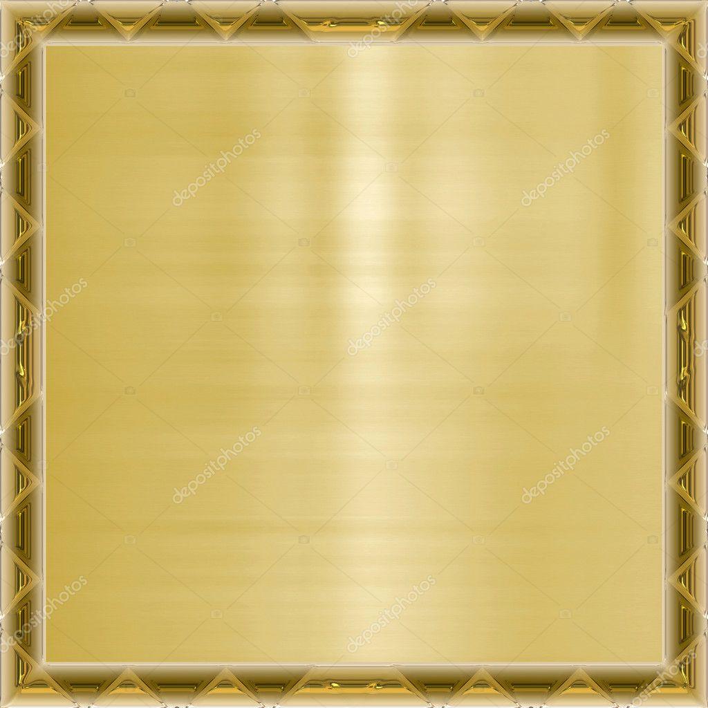 goldenem Hintergrund im Rahmen — Stockfoto © clearviewstock #1214601