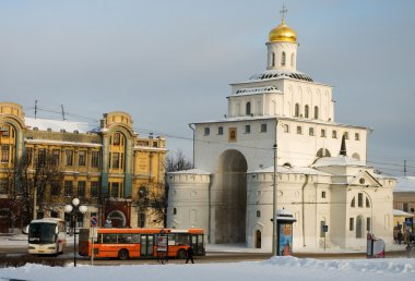 Golden Gate. City of Vladimir, Russia