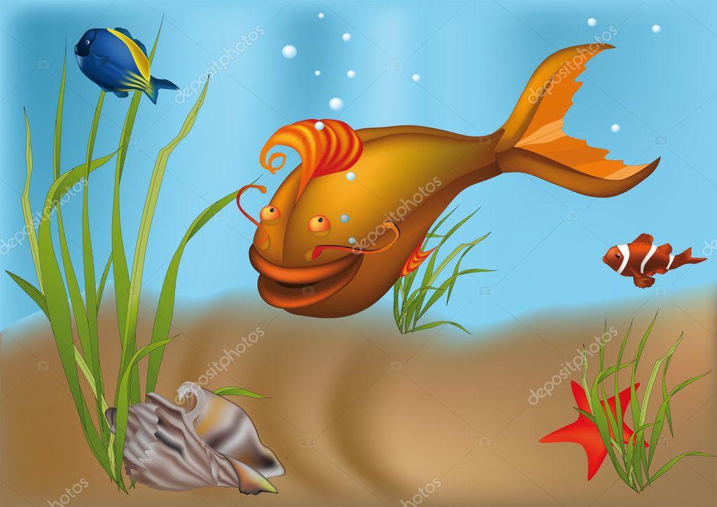 Fish a catfish