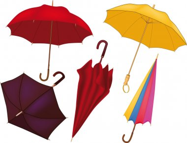 Complete set of umbrellas