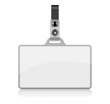 Vector Name Tag