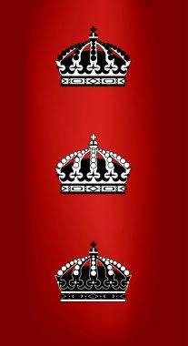 Crowns set