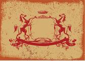 Fotografia scudo araldico