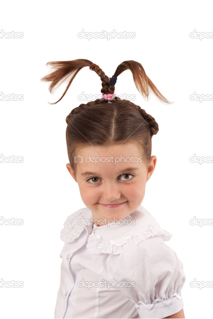 school hair style school with hair style stock photo 169 eliness 5446