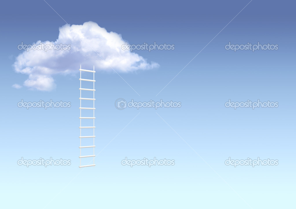 Ladder to paradise