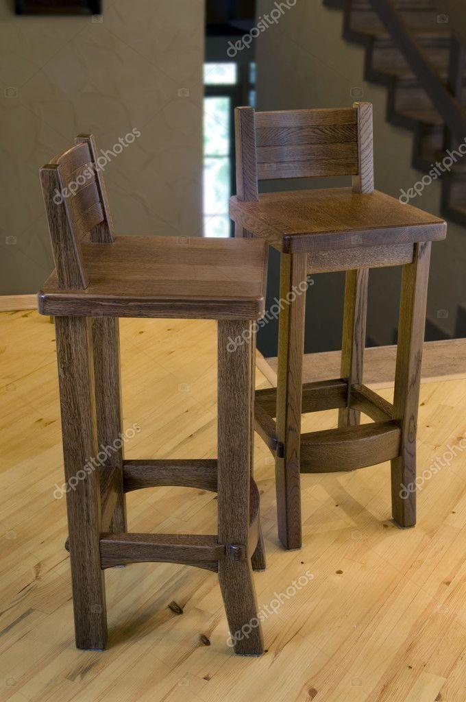 mobili in rovere — Foto Stock © artfotoss #2652790