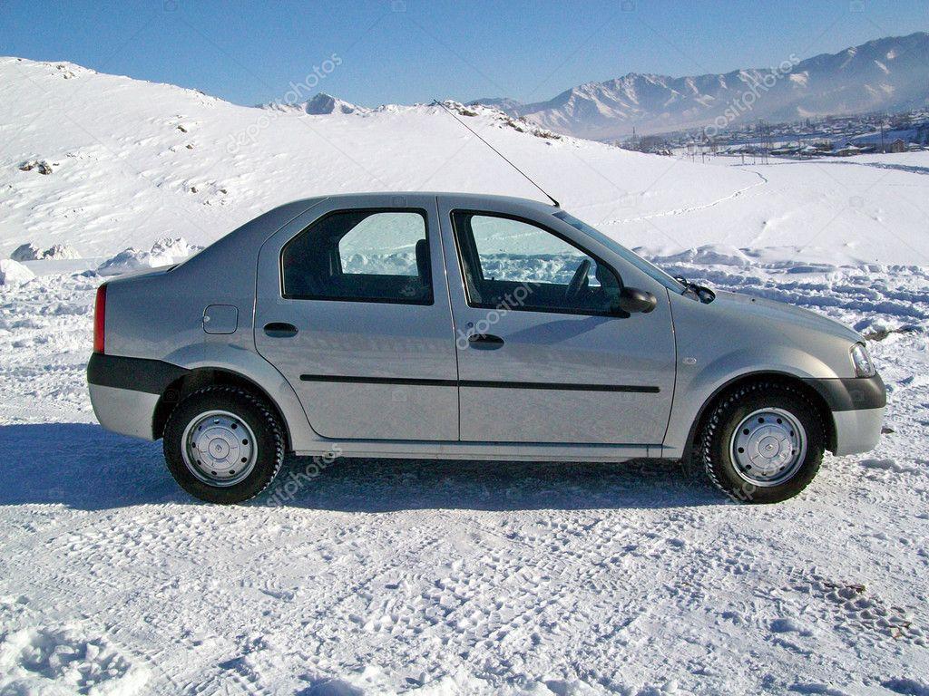 Car Reno Logan Stock Editorial Photo C Cobol1964 1874710