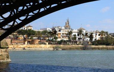 Sevilla, River Guadalquivir