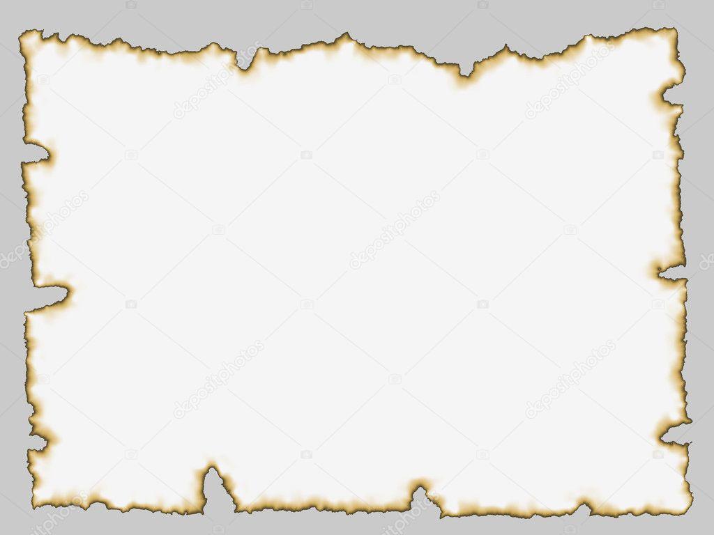 alt und abgenutzt papier rahmen — Stockfoto © Ice-Storm #1099515