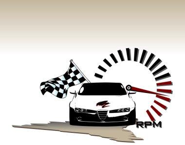Winner sport car