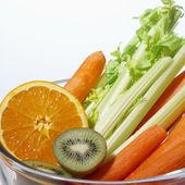 Fotografie čerstvé ovoce a zelenina