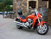Fotografia moto estate