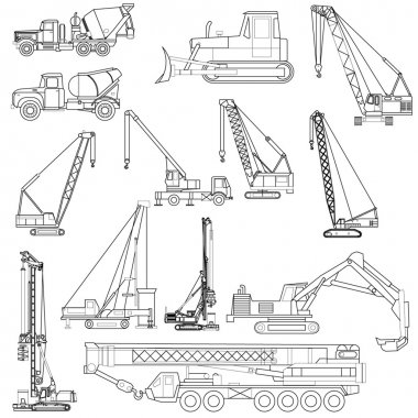 Construction objects
