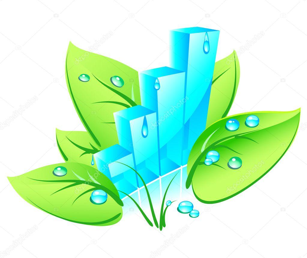 3d eco graph