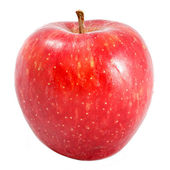 Fotografie Red apple isolated
