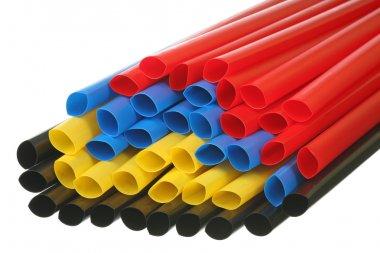 Thin wall heat shrinkable tubing