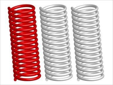 Vector springs