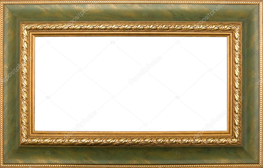 Frame for painting. — Stock Photo © indric #1231006