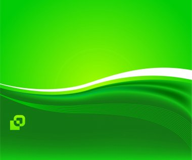 Green sunshine - ecological background