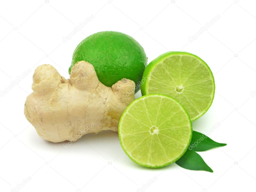 Ginger And Lime