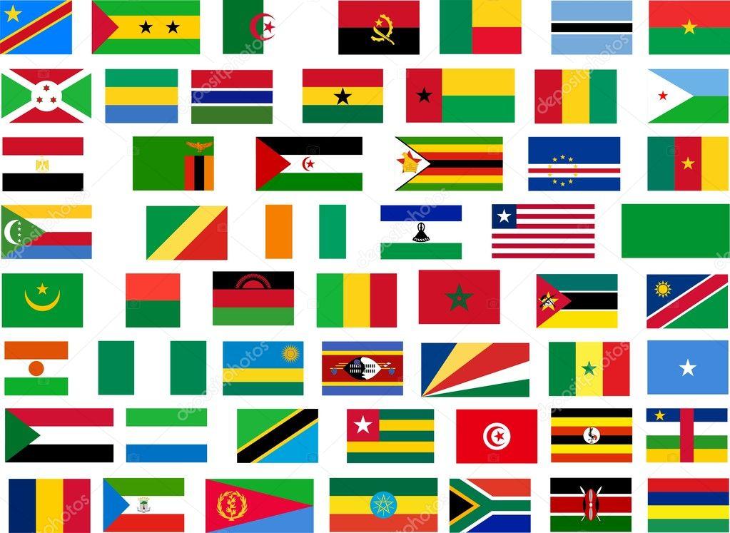 флаги африки фото с названием оригинальной сабрины хоть
