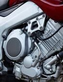 Fotografia motore motociclistico