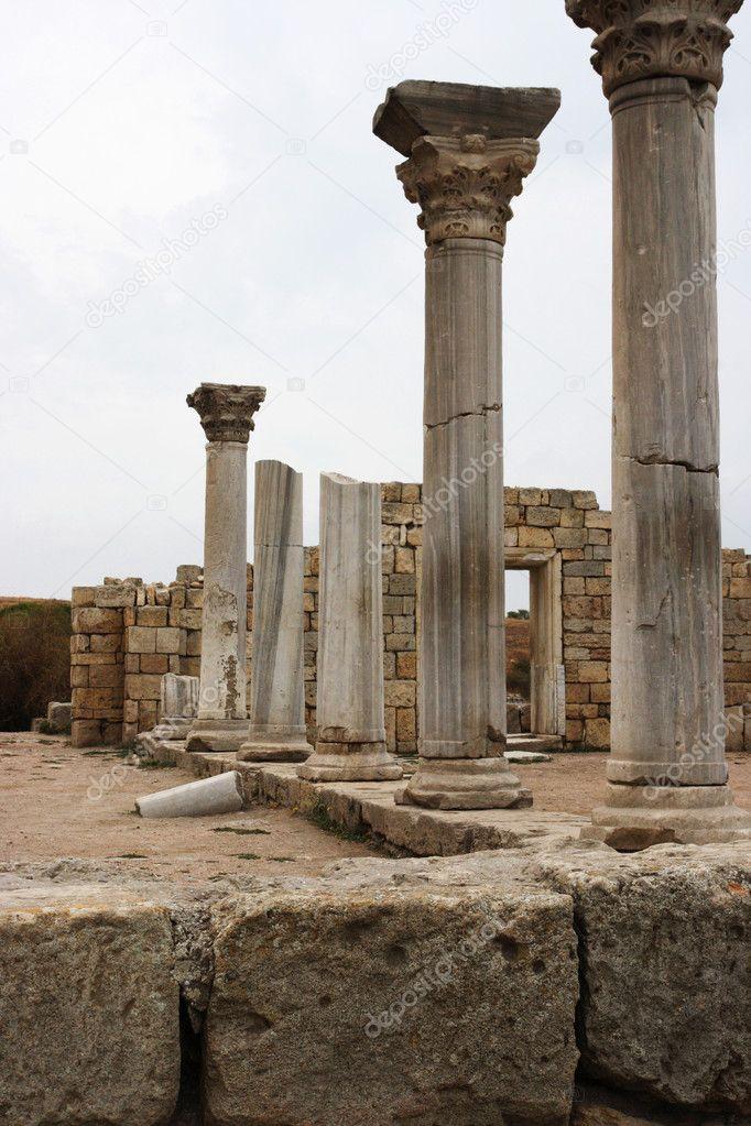 Ruins of Chersonese, Sevastopol,