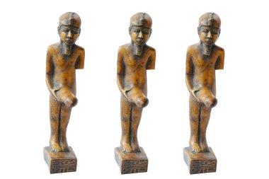 Statuette of the Egyptian god of fertili