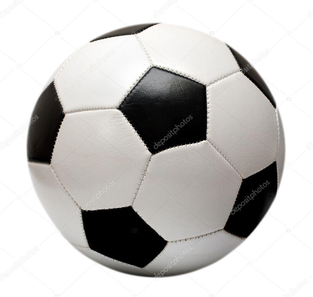 Pallone da calcio calcio foto stock kokhanchikov 1118070 - Pagina da colorare di un pallone da calcio ...