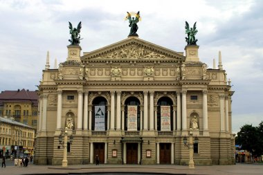 Lviv Opera and Ballet Theater