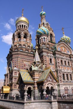 Church of the Savior on Blood - very fam