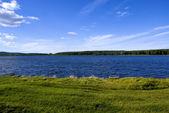 Fotografie See und dem Wald
