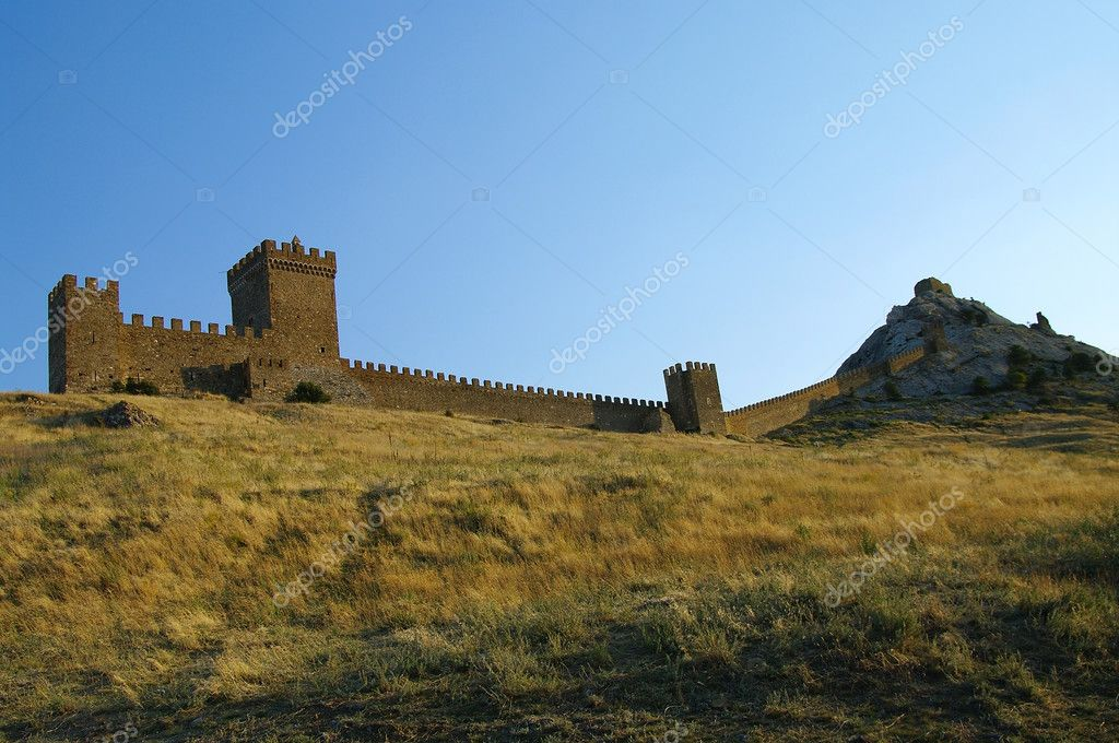 Citadel of the old fortress