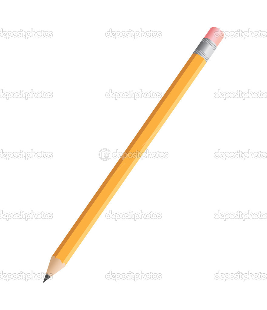 Pencil Vector Images (over )