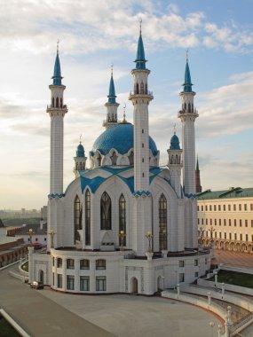 The Kul Sharif mosque, Kazan , Russia