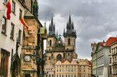 Týnský chrám v Praze, Česká republika