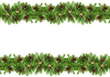 Christmas framework