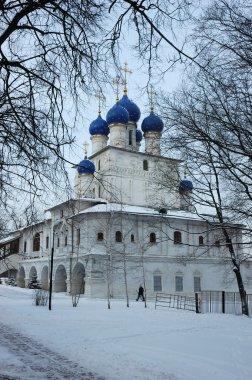 Church of Kazan Blessed Virgin