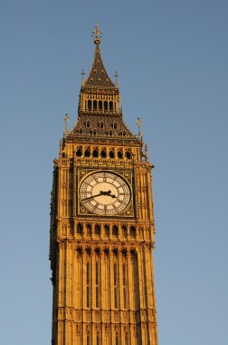Big Ben - the famous symbol of London