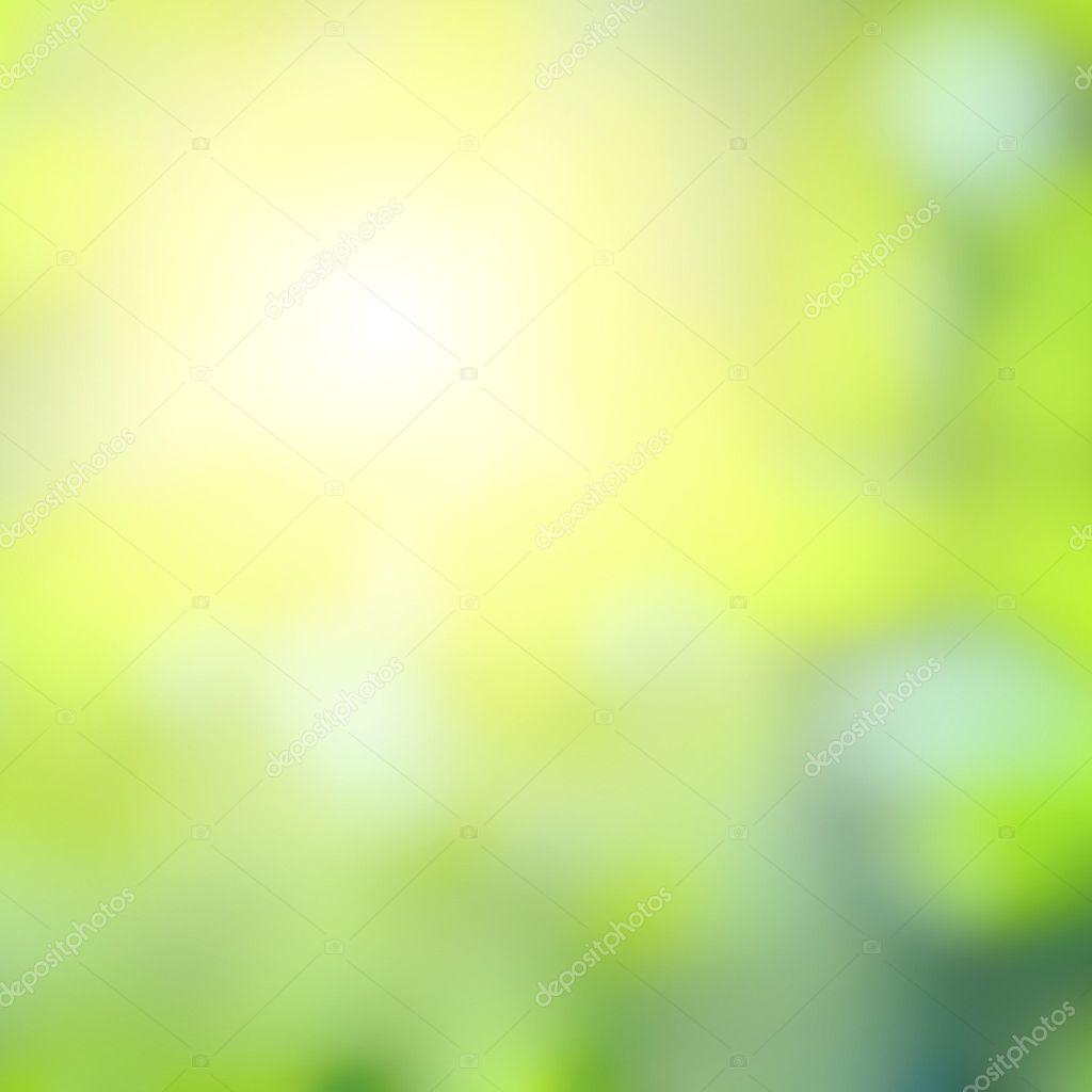Summer sun, abstract background